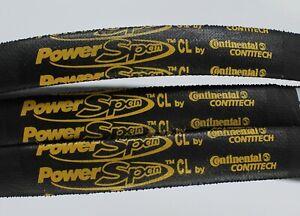 B Section Powerspan V-Belt Sizes B24 - B160 BRAND NEW - Genuine Continental Belt