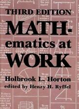Mathematics at Work: Practical Applications of Arithmetic