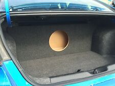 "For a 2013+ Dodge Dart - Custom Sub Box Subwoofer Speaker Enclosure - (1 12"")"