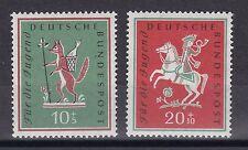 BRD 1958 postfrisch MiNr. 286-287 Jugend Volkslieder