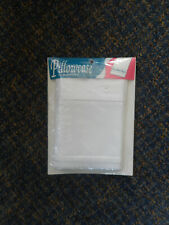 New Sealed Cross Stitch Standard Pillow Case Designs For The Needle, Inc Brand