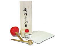 Sword Maintenance Cleaning Kit