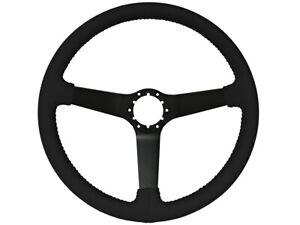 1980-82 Chevrolet Corvette OE Series Black Center Steering Wheel - Black