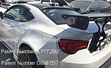 Speedzone Rear Roof Visor Spoiler JDM  FRS BRZ GT86
