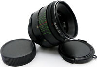 *MINT* Virtually NEW! HELIOS 44-2 58mm f/2 Russian Soviet USSR Lens Mount M42