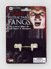 Retractable Vampire Fangs - Costume Accessory