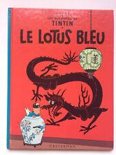 TINTIN - LE LOTUS BLEU 5C2 - HERGé  1977 TBE