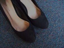 New Look Faux Suede Stiletto Mid (1.5-3 in.) Women's Heels