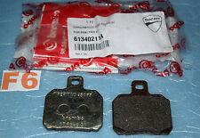 plaquettes de frein Ducati 61340211A 848 1098 1198 Monster 696 796 1100  S2R S4R