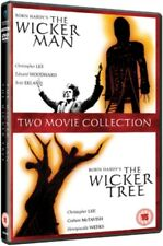 NEW The Wicker Man / the wicker Tree DVD