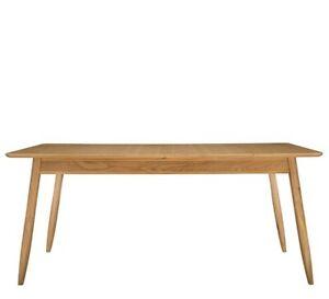 Ercol Teramo Solid Oak Dining TableExtendiable 6 - 8 seaterScandi Mid Century