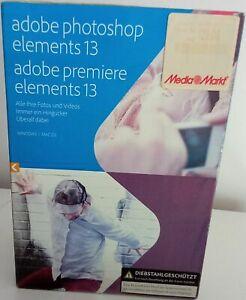 Adobe Photoshop Elements 13 für Windows und Mac - Deutsch