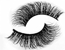 Natural Thick False 3D Lashes Mink  Fake Eyelashes Eye Lashes Makeup Extension
