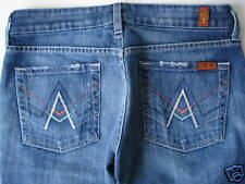 Seven for all Mankind SFAM A Pocket Blue Jeans Gr 28