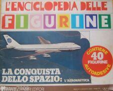 ALBUM FIGURINE=LA CONQUISTA DELLO SPAZIO:L'AERONAUTICA