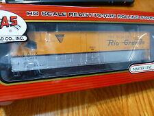 Atlas HO #20001810 Rio Grande #50980 (50' GARX Plug Door Box Car)