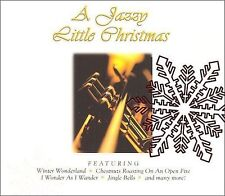 A Jazzy Little Christmas by Various Artists CD/DVD Set
