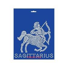 Hotfix Crystal Style Stencil Sagittarius, New