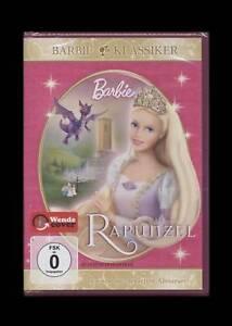 DVD BARBIE ALS RAPUNZEL ************* NEU *************