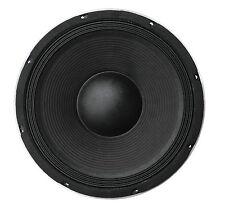 "2x 25cm 10"" SoundLab PA Bass Lautsprecher 250mm 8 Ohm Tieftöner L041B TOP"