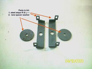 "American Flyer ""S"" gauge repair steps on 640 / 632 Hopper cars by.Ficus Prods Tm"
