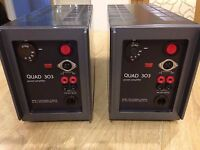 2 Quad amplifiers REBUILT AND UPGRADED