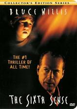 The Sixth Sense ~ Bruce Willis Haley Joel Osment Collector's Edition Series Dvd