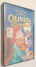 Dvd Oliver e Company Walt Disney Ologramma tondo