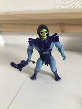 VINTAGE HE-MAN MASTERS OF THE UNIVERSE SKELETOR TAIWAN 1981 Soft Head