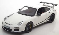 1:18 Norev Porsche 911 (997) GT3 RS 2010 white/black
