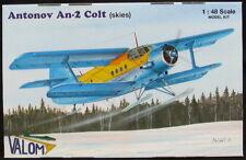 Valom Models 1/48 ANTONOV An-2 COLT with SKIES