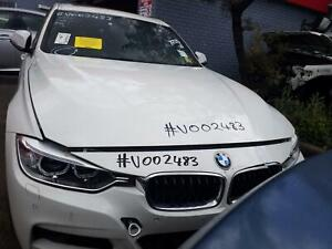 BMW 3 SERIES 2014 VEHICLE WRECKING PARTS ## V002483 ##