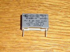 5  X2- Kondensatoren  0,1 uF 275 V AC , MKP ( = 5 pcs )