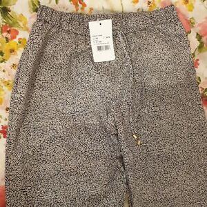 HANRO Sleep & Lounge Long Pants  size XS, BNWL