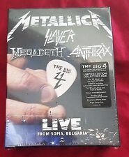 Metallica Slayer Megadeth Anthrax - Live From Sofia - 7 Discs - Factory Sealed