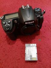 Nikon D300 12.3MP Digital SLR Camera - Black