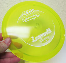 Champion Leopard3 -New- Innova -Fairway Driver-175g -Yellow- Awesome!