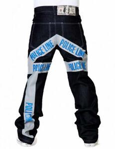 Dirty Money Jeans, hip hop baggy urban bling streetwear denim pants, skate wear