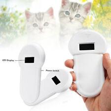 Universal RFID ISO FDX-B Animal Chip Reader Microchip Handheld Pet Scanner Kit