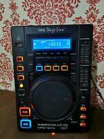 IMG Stage Line CD-80 USB professional DJ Desktop DJ CD Player MP3 Player