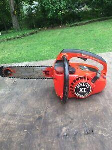 Vintage Homelite XL Chainsaw
