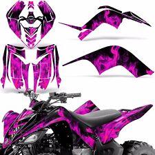 Yamaha Raptor 90 Decal Graphic Kit Quad ATV Decal Wrap Racing Parts 09-15 ICE P