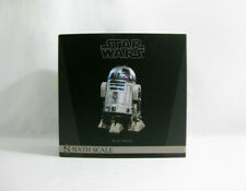 NEW 2014 Star Wars ✧ R2-D2 ✧ Deluxe 1:6 Sideshow MIB
