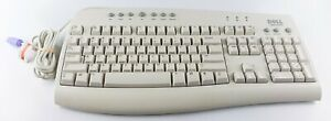 Dell by Microsoft Internet Keyboard RT9410  X05-58846 PS/2 Desktop Tested
