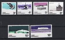 Ross Dependency Antarktis postfrischer Satz 1972 Scott Base