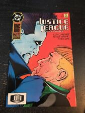Justice League International#18 Awesome Condition 7.5(1988)