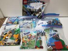 LEGO LEGENDS OF CHIMA 70012 70100 70105 70107 70112 70114 70115 Minifigures