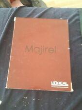 majirel colour chart