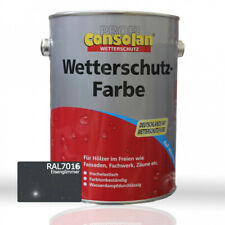 Favorit Wetterschutzfarbe Anthrazit günstig kaufen   eBay QY24