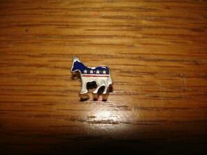 KAY JEWELERS CHARMED MEMORIES PATRIOTISM DEMOCRATIC DONKEY CHARM STERLING SILVER